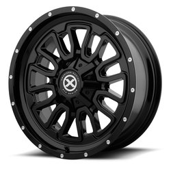 ATX Wheels AX203 - Gloss Black
