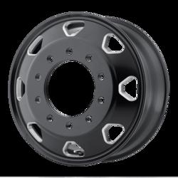 ATX Wheels AO401 Octane Inner - Satin Black Milled - Inner Rim - 24.5x8.25