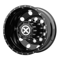 ATX Wheels AO405 Trex Rear - Gloss Black Milled - Rear Rim