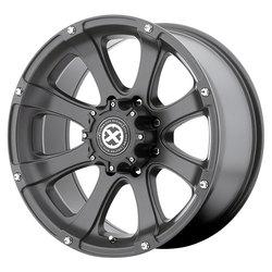 ATX Wheels AX188 Ledge - Cast Iron Black