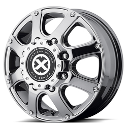 ATX Wheels AX189 Ledge Dually (Front) - PVD - 17x6