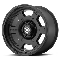 ATX Wheels AX198 Chamber II - Satin Black