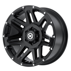 ATX Wheels AX200 Yukon - Cast Iron Black
