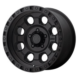 ATX Wheels AX201 - Cast Iron Black