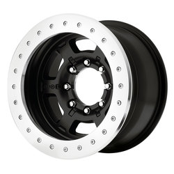 ATX Wheels AX757 Chamber Pro II - Textured Black