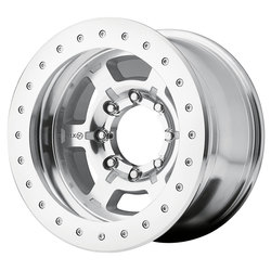 ATX Wheels AX757 Chamber Pro II - Machined - 17x9