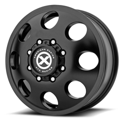 ATX Wheels AX204 Baja Dually (Front) - Satin Black