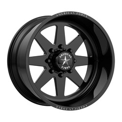 American Force Wheels 11 Independence - Gloss Black Rim - 22x11