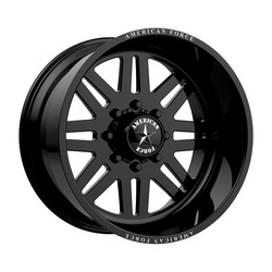 American Force Wheels AFW09 Liberty - Gloss Black Rim - 22x16