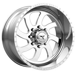 American Force Wheels AFW76 Blade SS - Polished