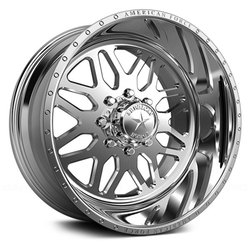 American Force Wheels AFWB02 Trax SS - Polished