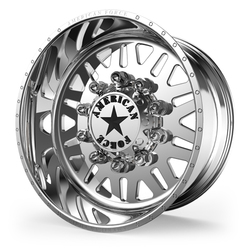 American Force Wheels 609 Liberty - Polished Rim - 22x11