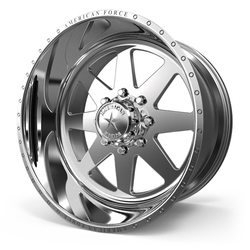 American Force Wheels 11 Independence SS - Polished Rim - 22x11