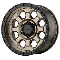 American Racing Wheels AR201 - Bronze Black