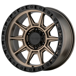 American Racing Wheels AR202 - Bronze Black Rim