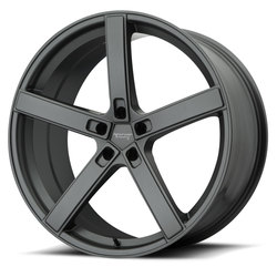 American Racing Wheels AR920 Blockhead - Charcoal Rim - 22x10.5