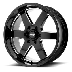American Racing Wheels American Racing Wheels AR926 Patrol - Gloss Black Milled