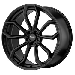 American Racing Wheels AR932 Splitter - Satin Black Rim