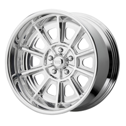 American Racing Wheels VF527 - Polished Rim - 22x8.25