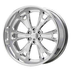 American Racing Wheels VF530 - Polished Rim - 22x8.25