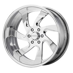 American Racing Wheels VF532 - Polished Rim - 22x8.25
