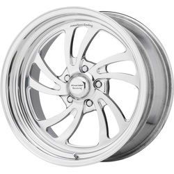 American Racing Wheels VF536 - Polished Rim