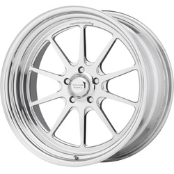 American Racing Wheels VF538 - Polished Rim