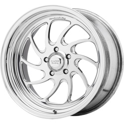 American Racing Wheels VF539 - Polished Rim