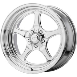 American Racing Wheels VF540 - Polished Rim