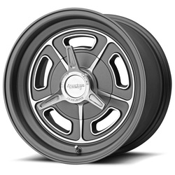 American Racing Wheels VN502 - Mag Gray Rim - 15x5
