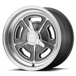 American Racing Wheels VN502 - Mag Gray Machined