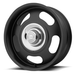 American Racing VN506 Rally 1PC - Satin Black