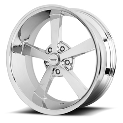 American Racing Wheels VN508 Super Nova 5 - Chrome Rim - 22x11