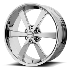 American Racing Wheels VN509 Super Nova 6 - Chrome Rim - 22x9