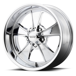 American Racing Wheels American Racing Wheels VN807 Mach 5 - Chrome