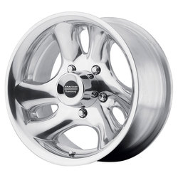 American Racing Wheels AR136 Ventura - Polished