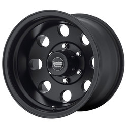 American Racing Wheels AR172 Baja - Satin Black Rim - 16x10