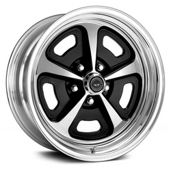 American Racing Wheels VN500 Custom 500 - Polished Rim