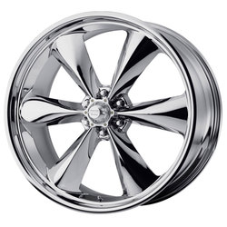 American Racing Wheels AR604 Torq Thrust ST - Chrome Rim