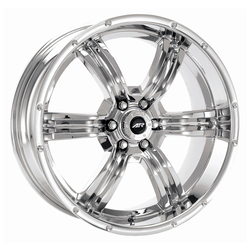 American Racing Wheels AR620 - Chrome Rim