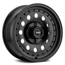 American Racing Wheels AR62 Outlaw II - Satin Black Rim