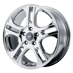 American Racing Wheels American Racing Wheels AR887 AXL - Chrome