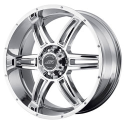 American Racing Wheels AR890 - Chrome Rim