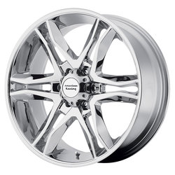 American Racing Wheels American Racing Wheels AR893 Mainline - Chrome
