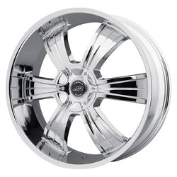 American Racing Wheels AR894 - Chrome Rim