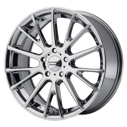 American Racing Wheels AR904 - PVD Rim