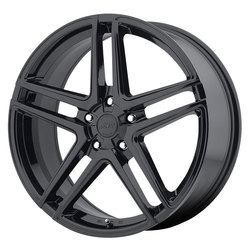 American Racing Wheels AR907 - Gloss Black Rim - 16x7