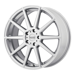 American Racing Wheels AR908 - Silver With Machined Face Rim