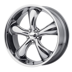 American Racing Wheels AR912 TT60 - PVD Rim - 22x11