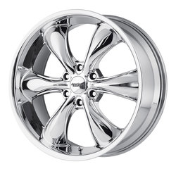 American Racing Wheels American Racing Wheels AR914 TT60 Truck - PVD